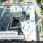 Médiathèque de Vaulx-en-Velin (Drone)