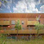 L'Adeline, salué par le prix départemental de la «construction bois»